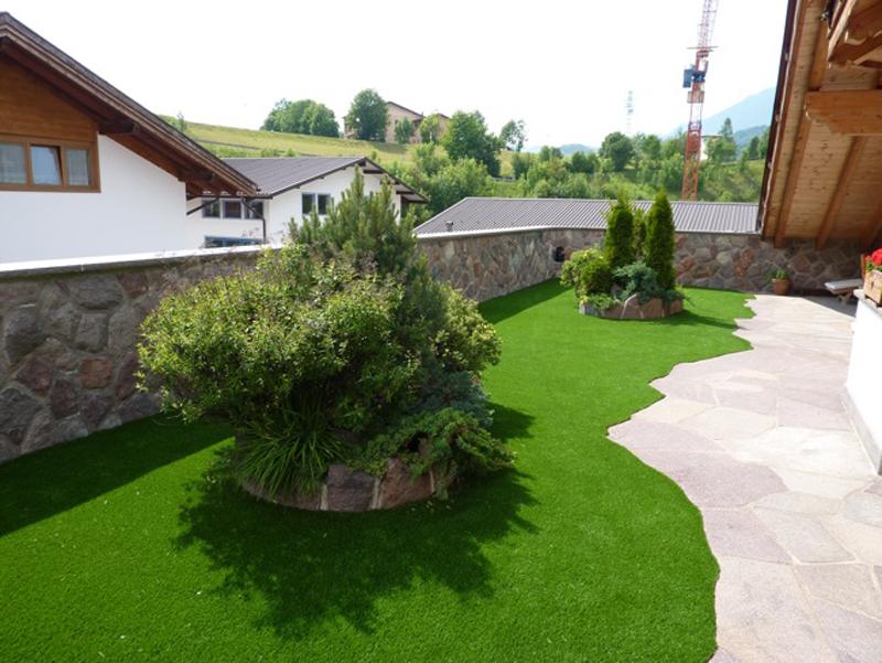 Erba artificiale terrazzo