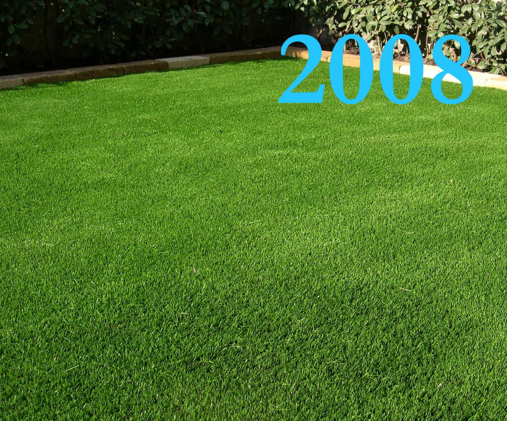 Uno dei nostri prati in erba sintetica