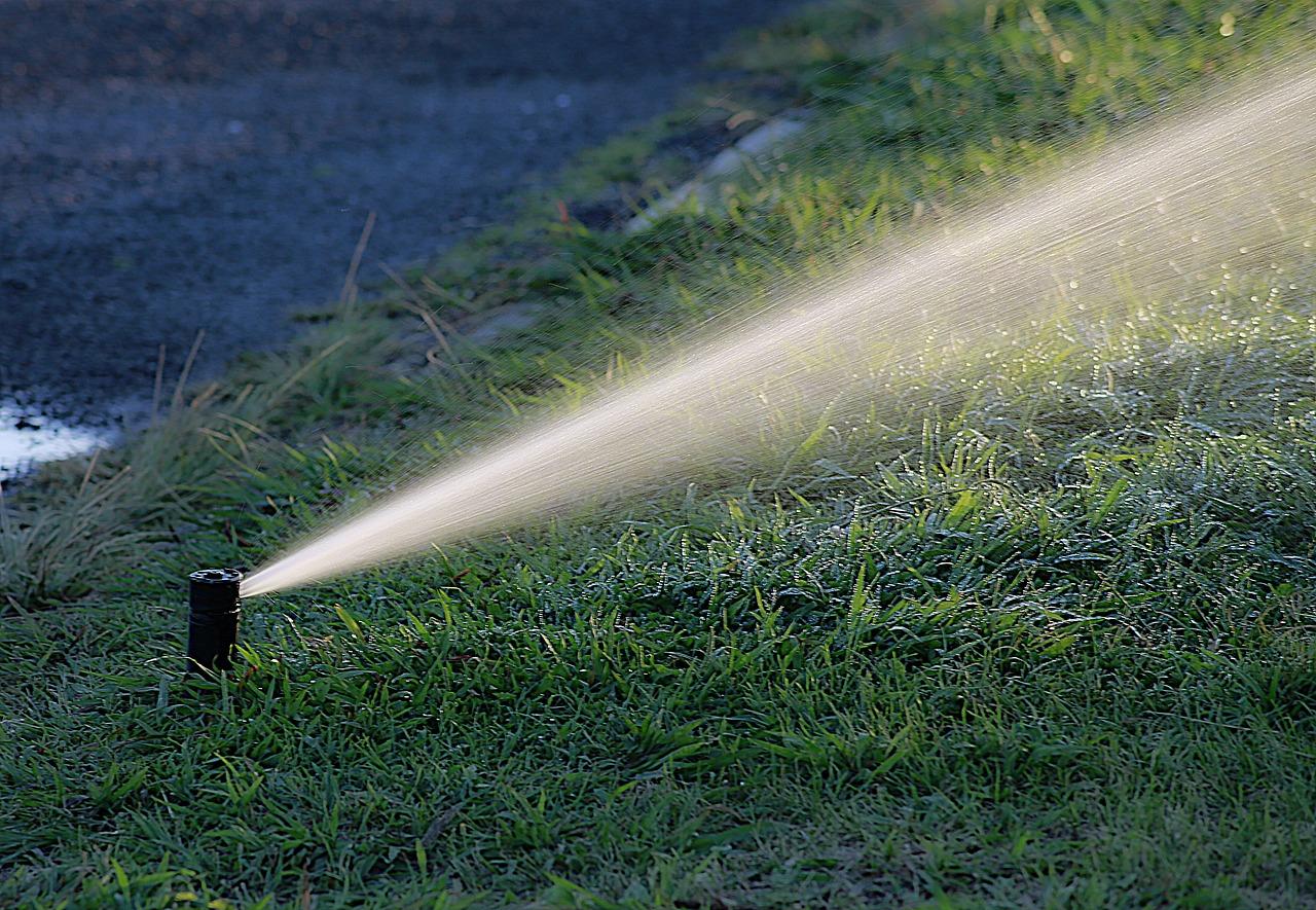 Irrigazione prato 1
